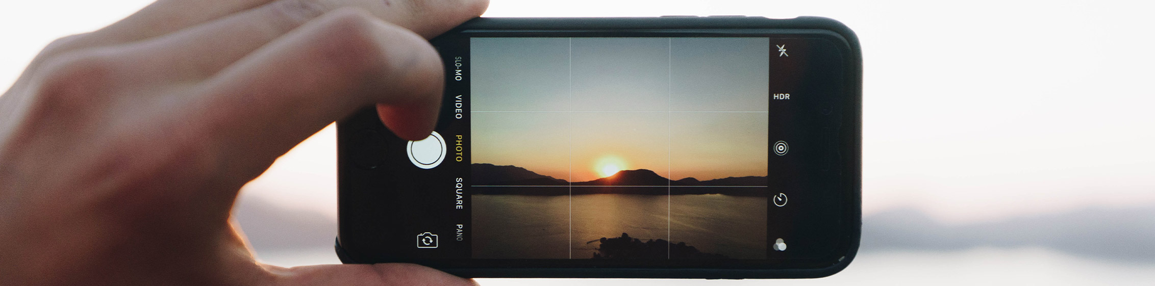 8 Steps for Taking Professional Photos with a Smartphone