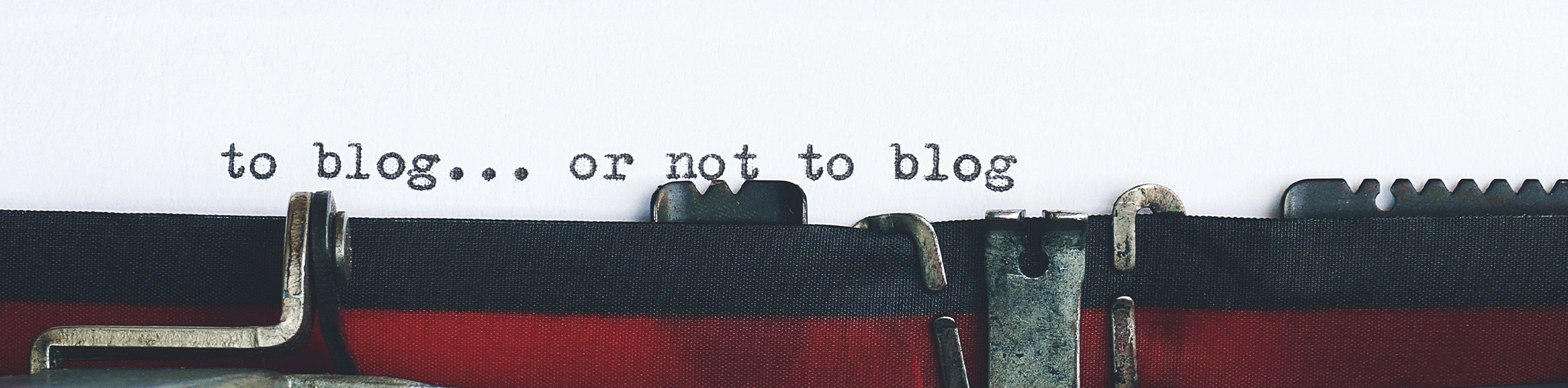 Why Blogging should be an important part of your Digital Marketing strategy